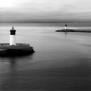 Cartagena Harbour-Spain-Lighthouse-Architecture