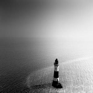 Beach Head Lighthouse - England