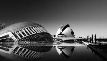 PalauDe Les ArtsReina Sofia - Opera House-Valencia, Spain